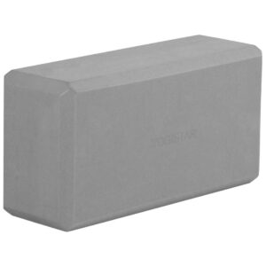 YOGA BLOCK -YOGIBLOCK 'BASIC' GRAPHITE