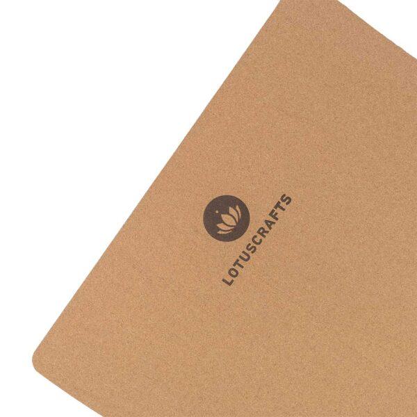 Στρώμα YOGA φελλού - CORK LOTUS + δώρο ιμάντας μεταφοράς