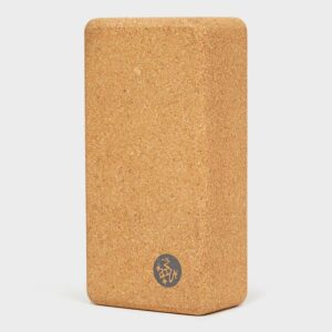 Lean Cork Yoga Block