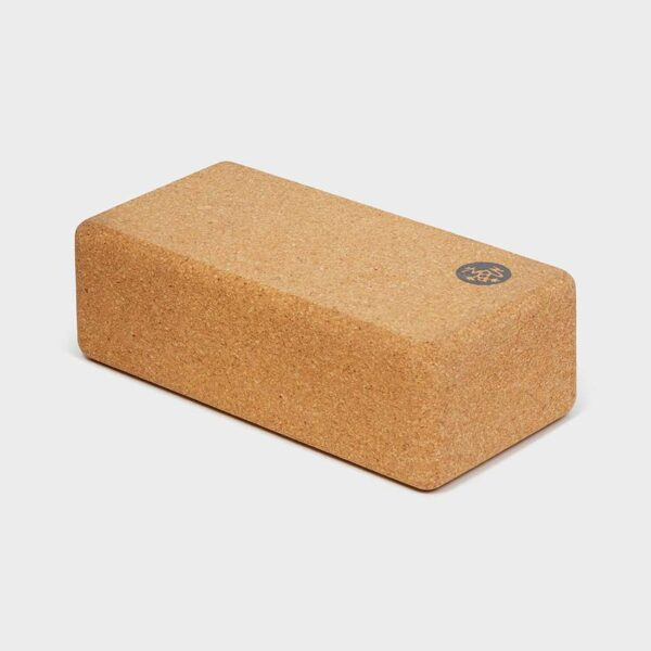 Lean Cork Yoga Block