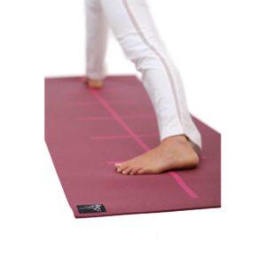 Στρώμα Yoga - 'PLUS - ALIGNMENT' BΟRDAUX