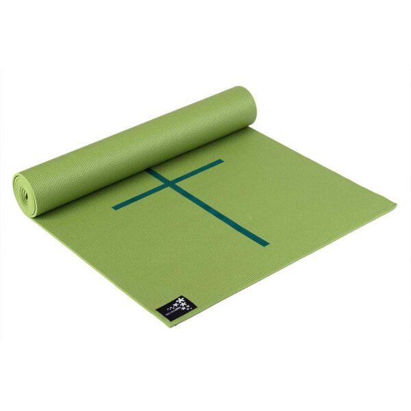 Στρώμα Yoga - 'PLUS - ALIGNMENT' KIWI