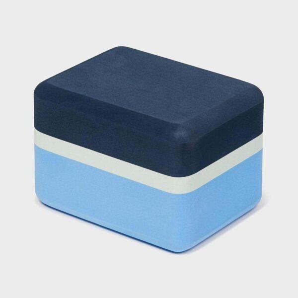 Recycled Foam Yoga Mini Block (Surf)