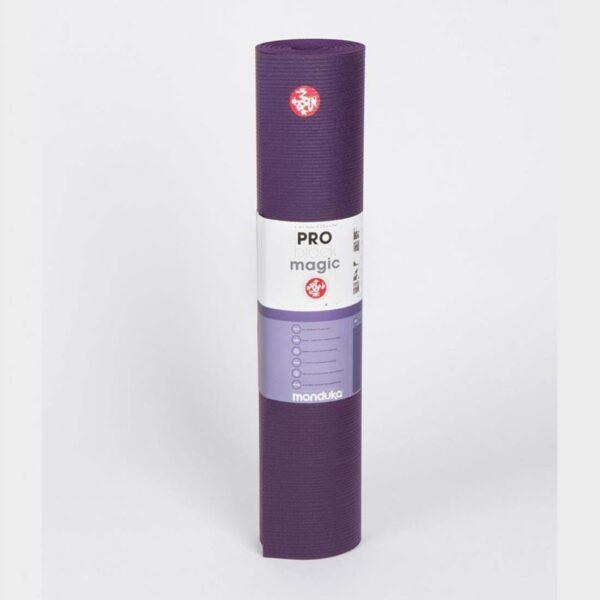 "Manduka Pro™ Yoga Mat 6mm Black Magic (Purple) / Long 85"" (215cm)"