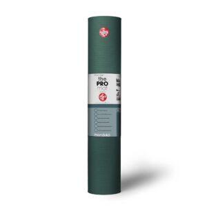"Manduka Pro™ Yoga Mat 6mm Black Sage (Green) / Long 85"" (215cm)"