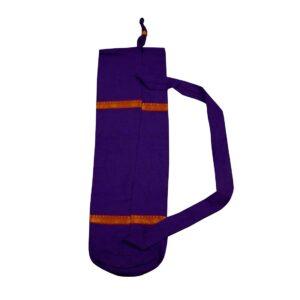 Τσάντα YOGA AUM (BIG) Μωβ | Gokotta.gr - Yoga Pilates