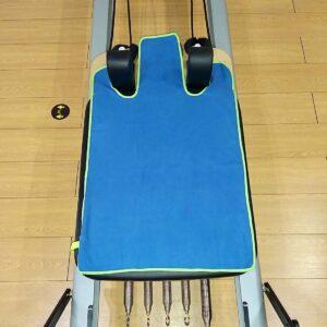 Πετσέτα Pilates Reformer Mπλε + extra πετσέτα Wunda Chair