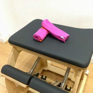 Πετσέτα Pilates Reformer Φούξια + extra πετσέτα Wunda Chair