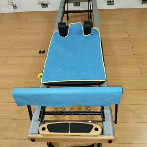 Πετσέτα Pilates Reformer Γαλάζια + extra πετσέτα Wunda Chair